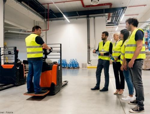 Utilisation de chariots automoteurs de manutention : Quelles obligations pour l'employeur en termes de formation des travailleurs ?